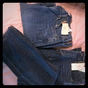 Men's Express Jeans
